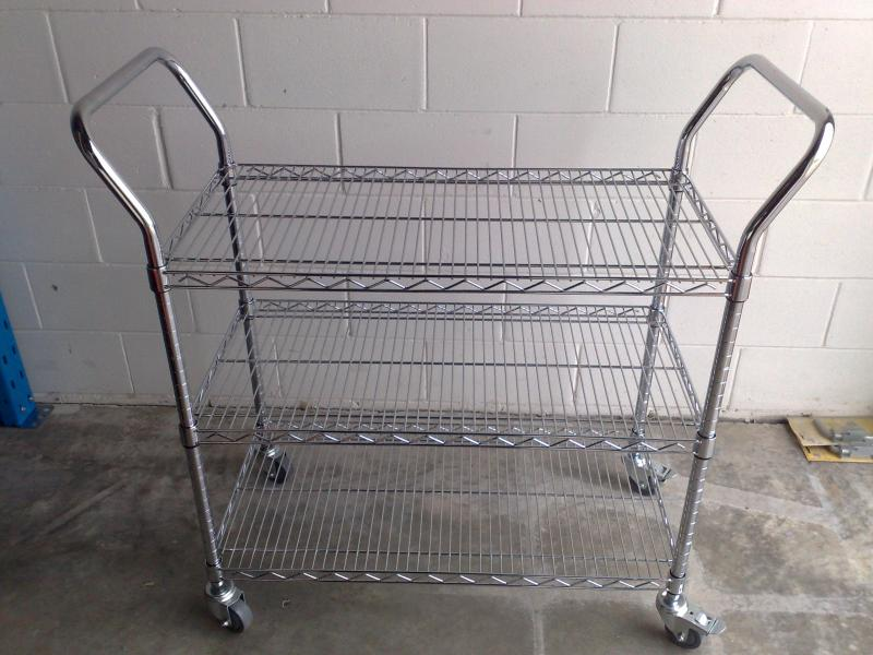 Chrome Trolley